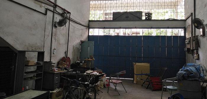 <b>舊廠房改造辦公室</b>